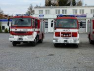 Areál RS Trucks.